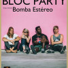 Bloc Party Mexico 2016