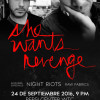 She Wants Revenge Mexico 2016