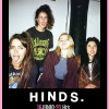 Hinds Foro Indie Rocks 2016