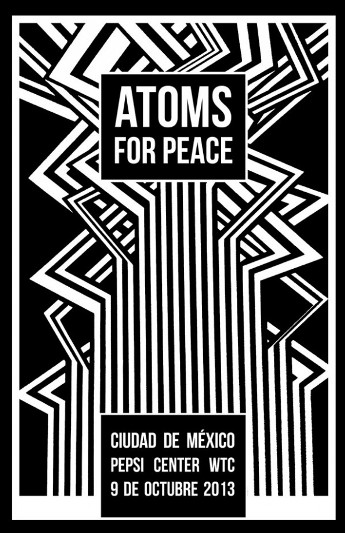 Atoms For Peace Mexico