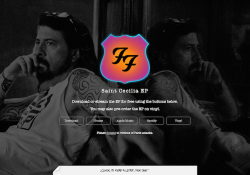 Foo Fighters-Saint_Cecilia_EP_2015
