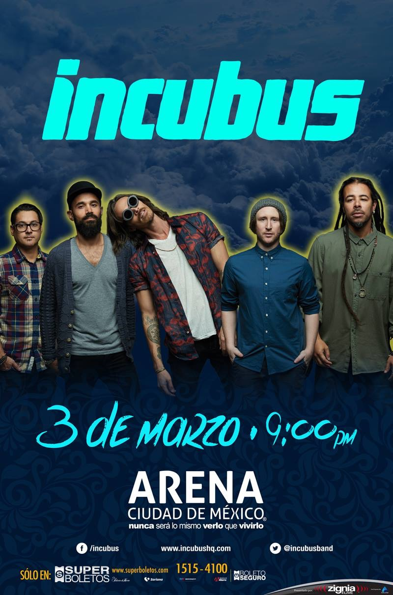 Incubus_Mexico_2016