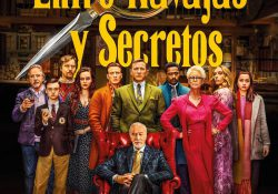 Knives_Out_Entre_Navajas_y_Secretos_poster