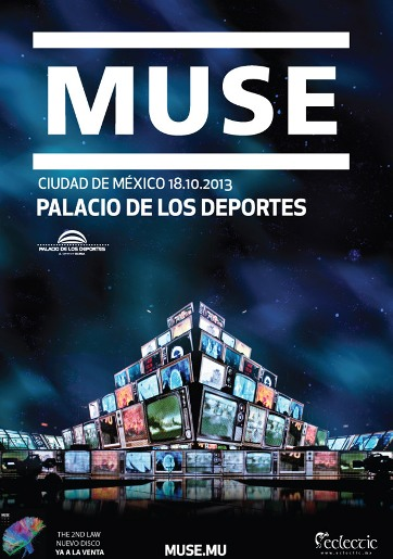 Muse Mexico 2013
