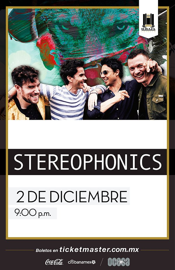Stereophonics_Mexico_2017