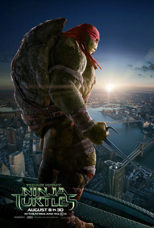 Trailer Tortugas Ninja 2014
