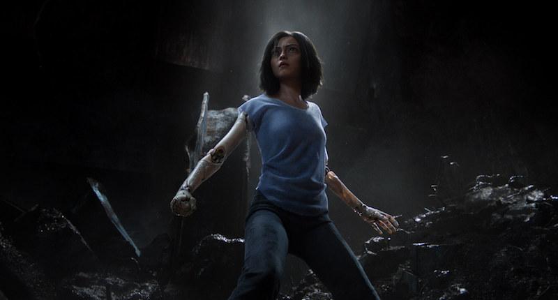 Alita Battle Angel imagen 1
