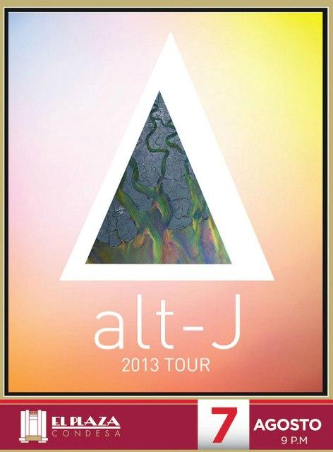 Alt-J Mexico 2013