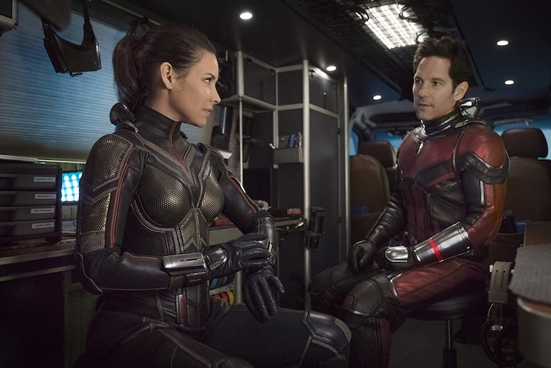 Primer Trailer Ant-Man and The Wasp