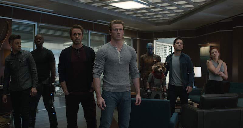 Avengers Endgame imagen 1