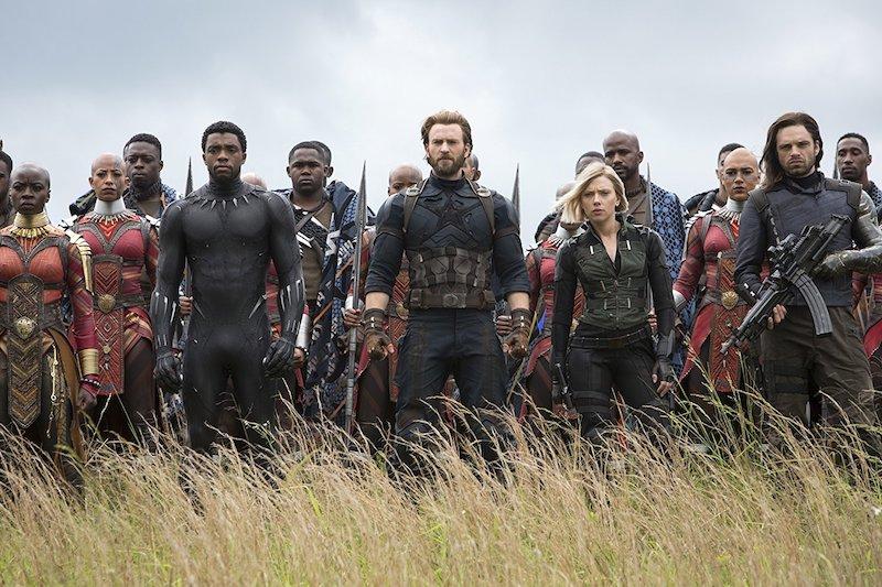 Trailer 2 Avengers Infinity War
