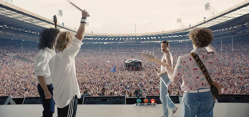 Bohemian Rhapsody pelicula 2018 imagen 5