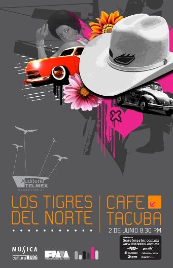 Cafe Tacvba y Los Tigres del Norte