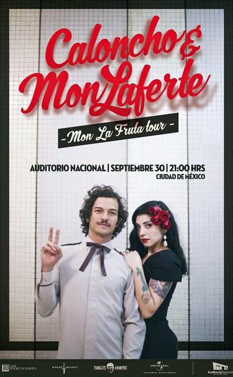 Caloncho_y_Mon_laferte_Auditorio_Nacional_2016