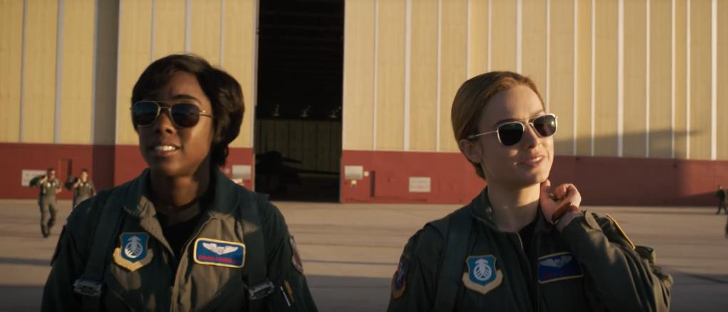 Captain Marvel_Primer Trailer