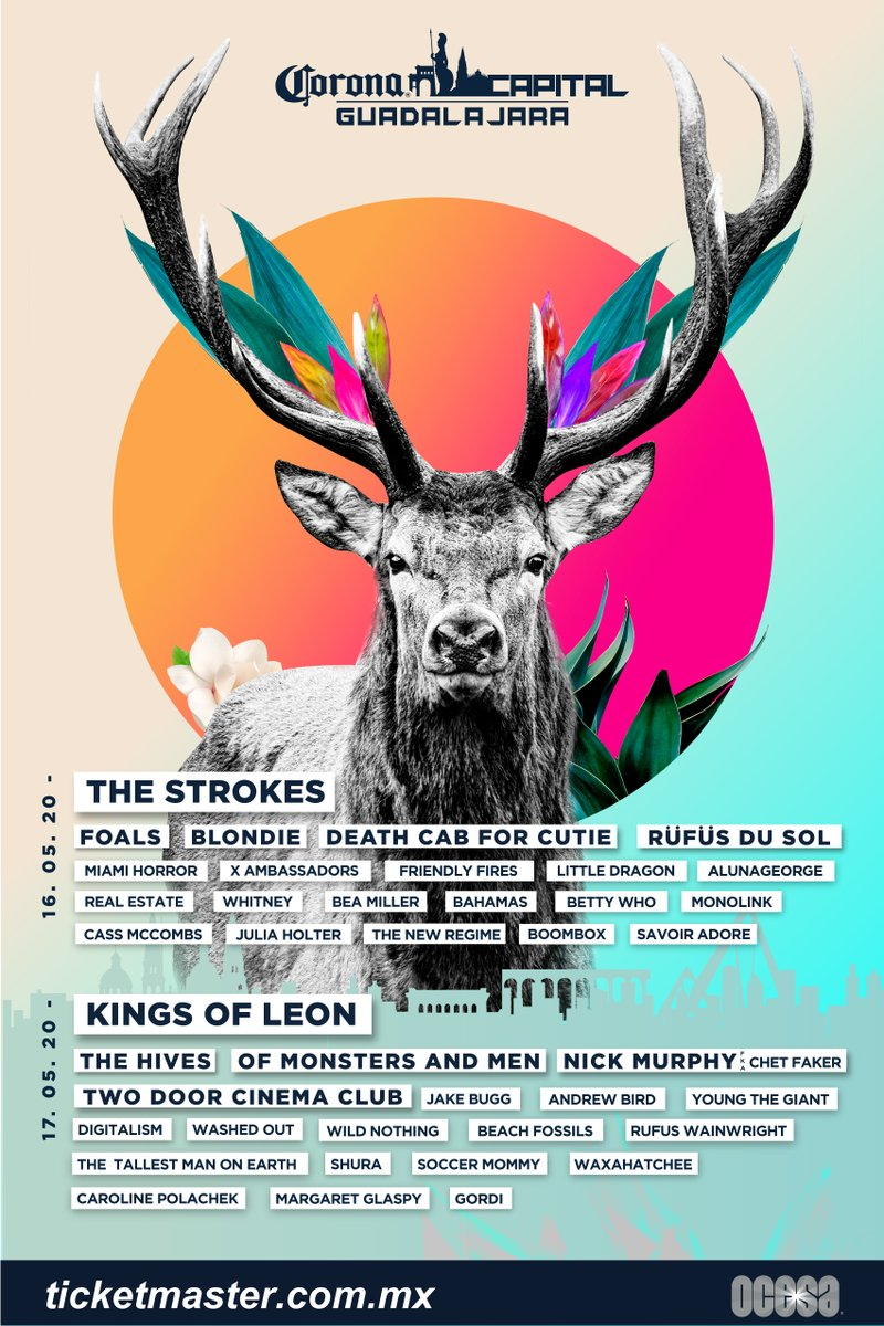 Cartel_Corona_Capital_Guadalajara_2020