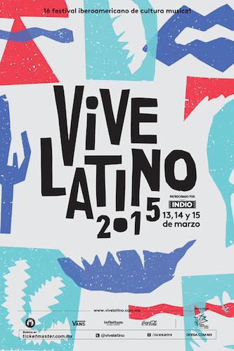 Cartel Vive Latino 2015_1
