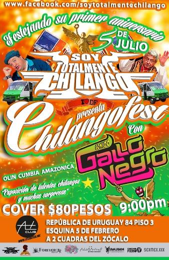 Chilango fest 5 de julio 3