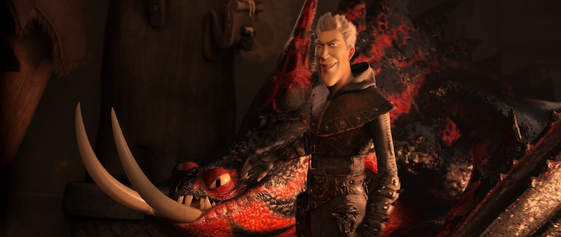Como Entrenar a tu Dragon 3 imagen 4