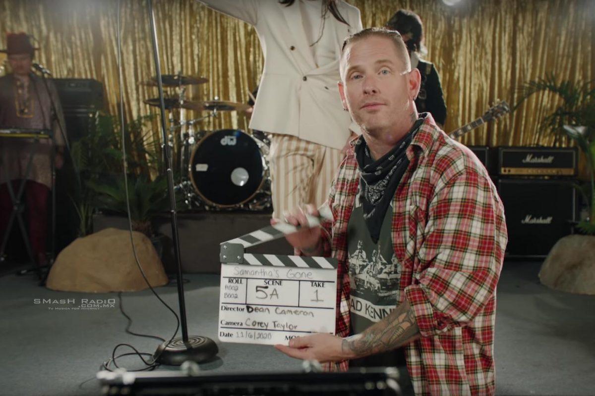 Corey_Taylor-Samantha_s_Gone_Video_1