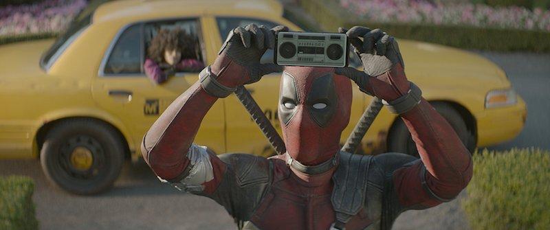 Nuevo Trailer Deadpool 2