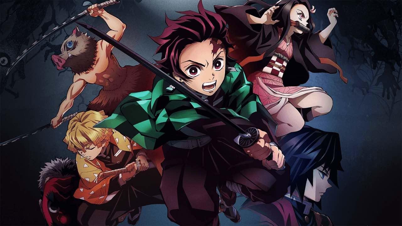 Demon Slayer Anime temporada 1