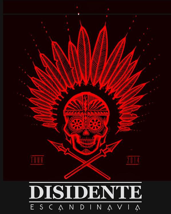 Disidente Caradura 2014