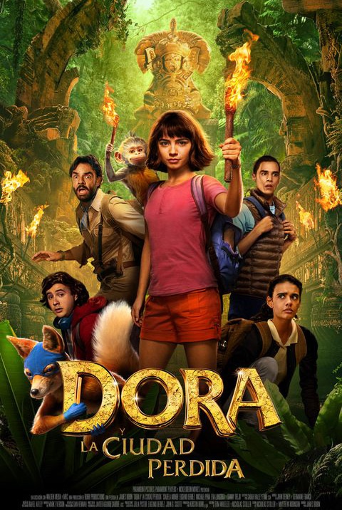 Dora_and_the_Lost_City_Dora_y_la_Ciudad_Perdida_poster