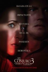 El Conjuro 3 poster