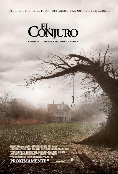 El Conjuro Poster