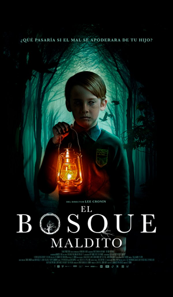El_Bosque_Maldito_The_Hole_In_the_Ground_Poster