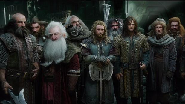 El Hobbit la Batalla de los Cinco Ejercitos imagen 1