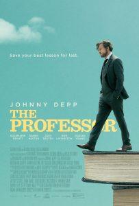 El Profesor con Johnny Deep