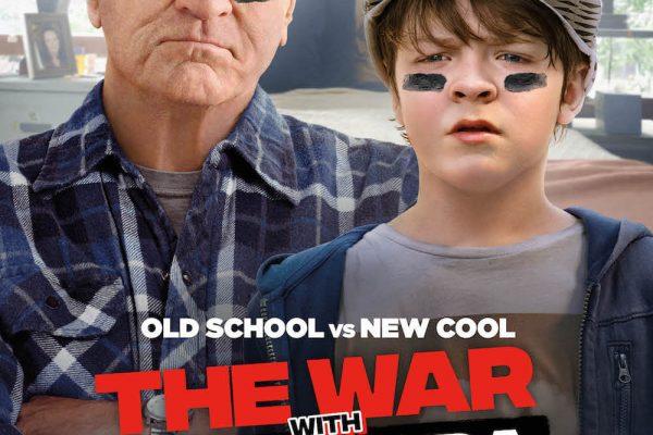 En guerra con mi abuelo_poster