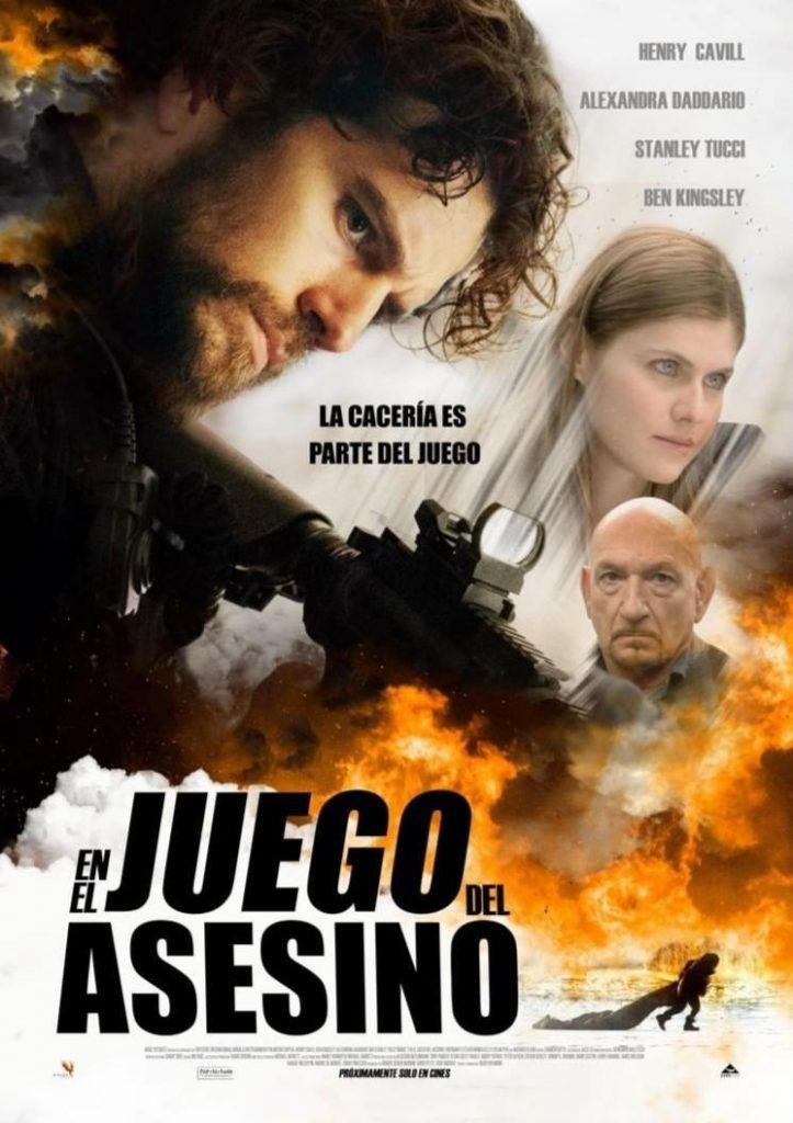 En_el_Juego_del_Asesino_Night_Hunter_Nomis_poster