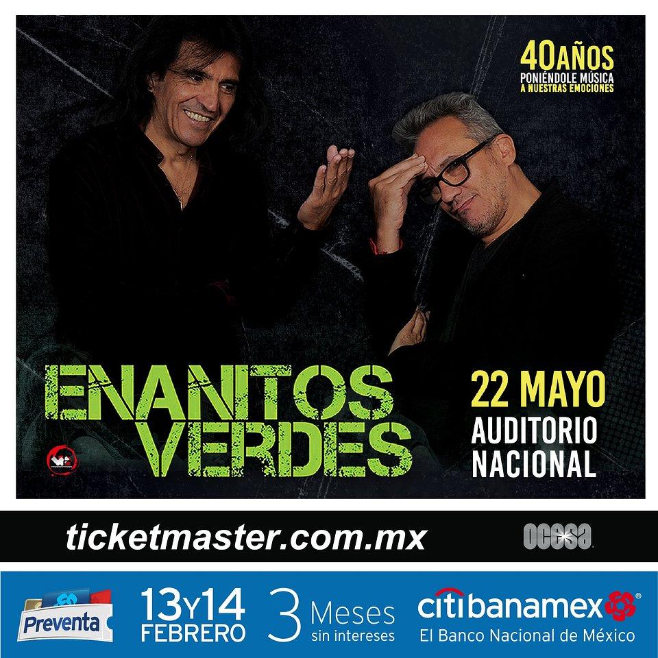 Enanitos_Verdes_Auditorio_Nacional_2020_poster