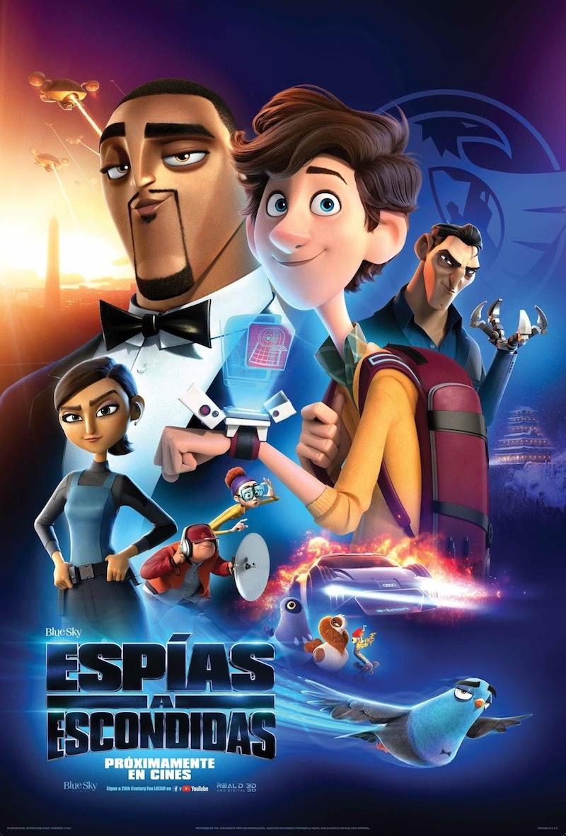 Espias_A_Escondidas_Spies_in_Disguise_poster