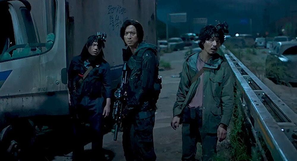 Estación Zombie 2 imagen 2