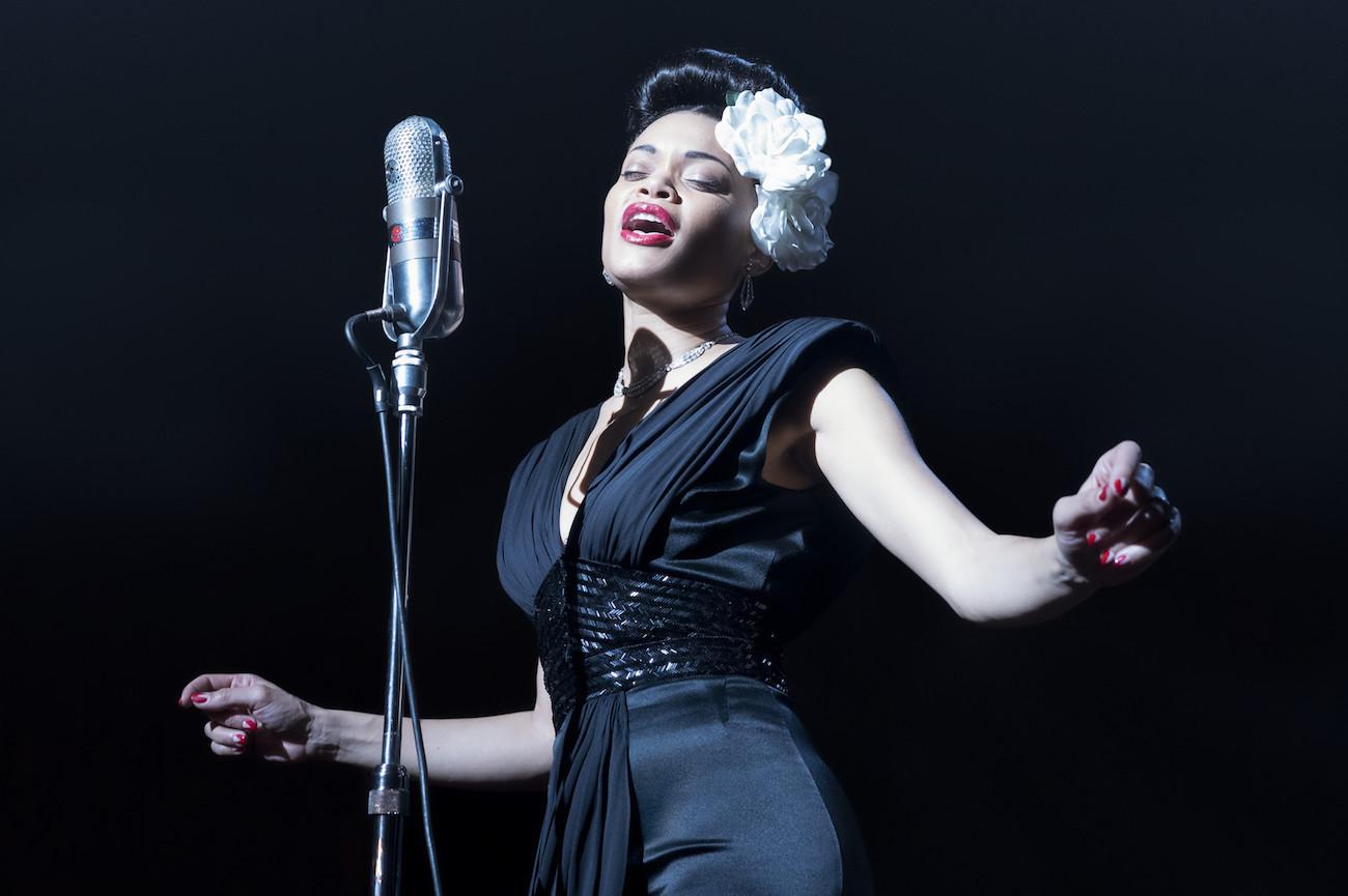 Estados Unidos vs Billie Holiday imagen 1