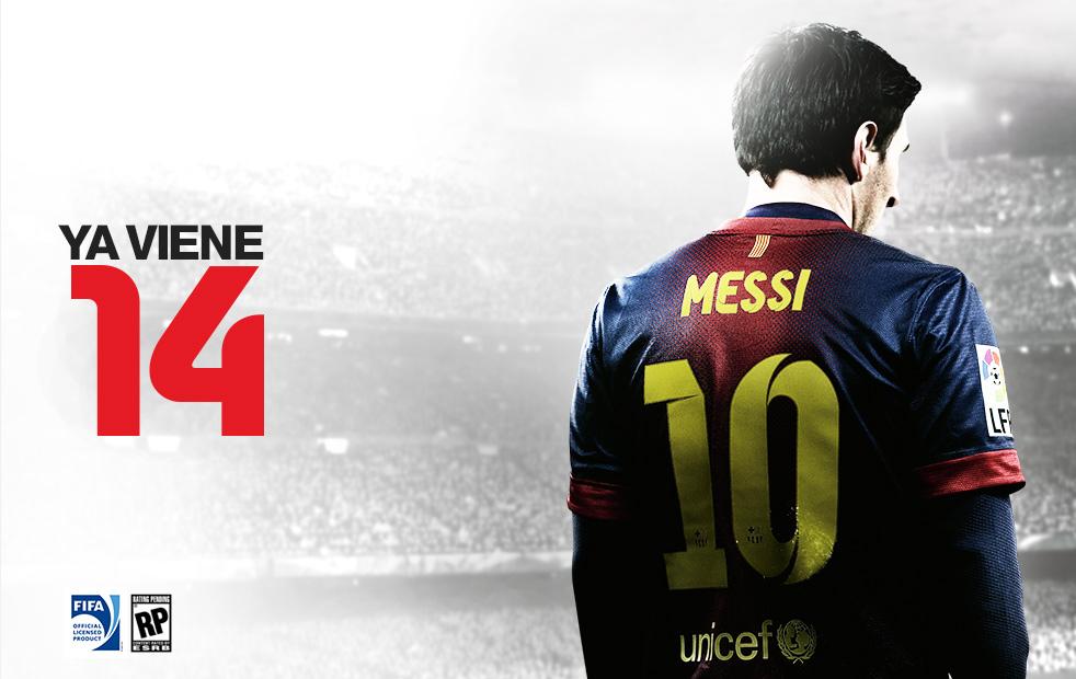 FIFA14 Mexican Spanish MX