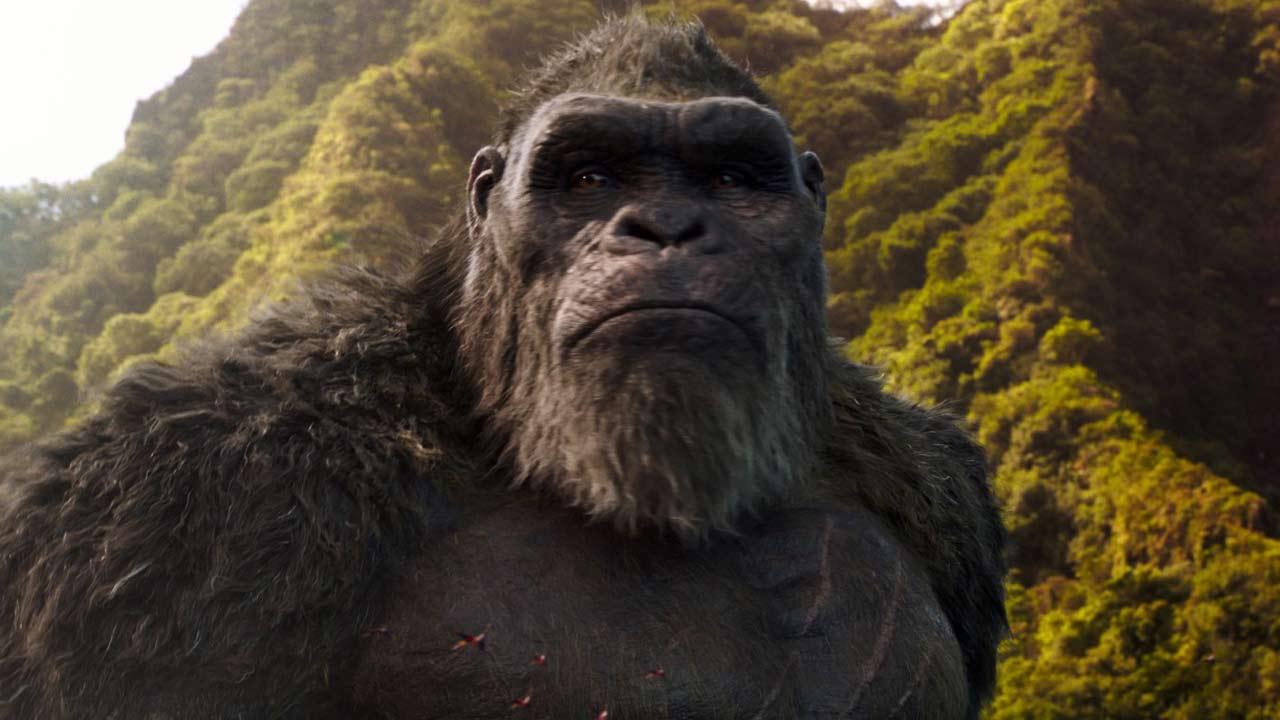 Godzilla vs Kong pic 1