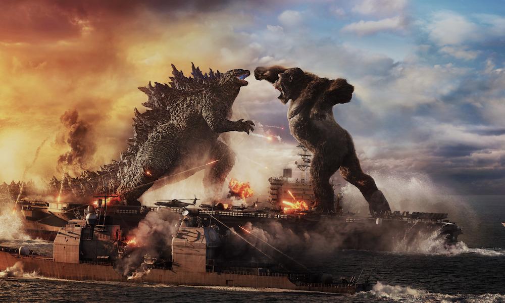 Godzilla vs Kong pic 2