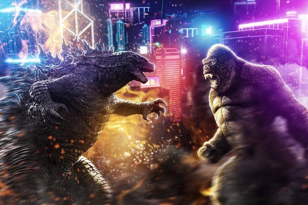 Godzilla vs Kong pic 5