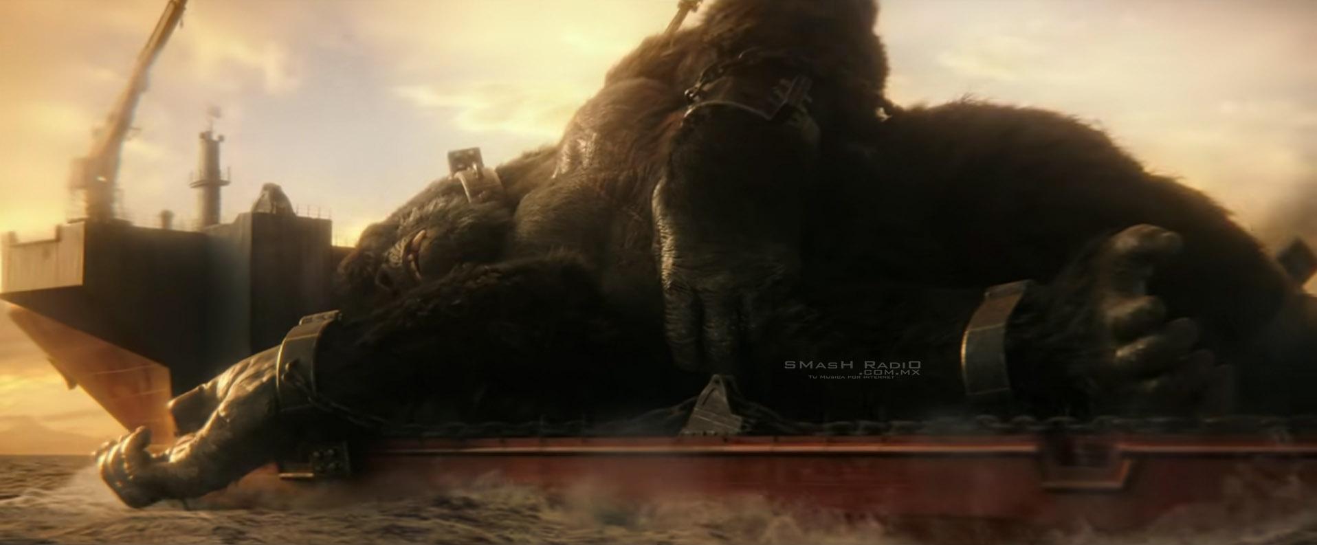 Godzilla vs Kong Trailer pic 1
