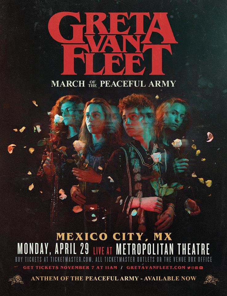Greta-Van-fleet-poster-Mexico