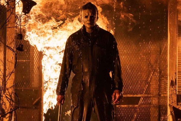 Halloween Kills resena poster