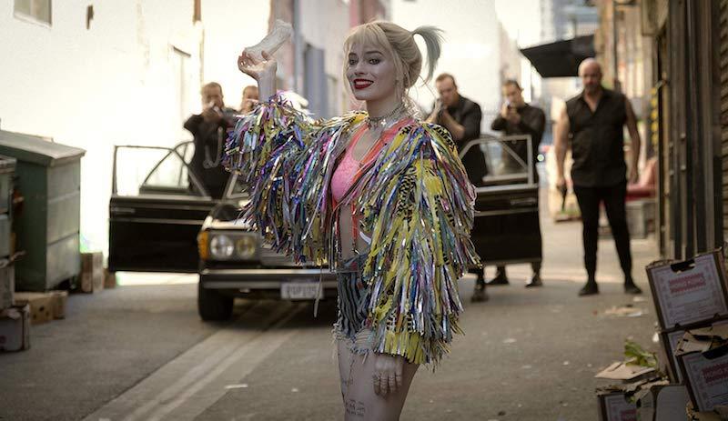 Harley Quinn - Aves de Presa imagen 1