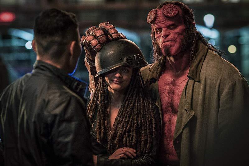 Hellboy 2019 imagen 2