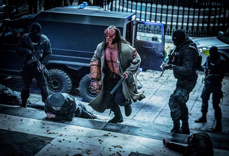 Hellboy 2019 imagen 3