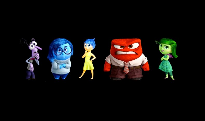 Inside Out - Pixar